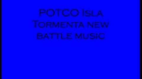 POTCO Isla Tormenta New Battle Music