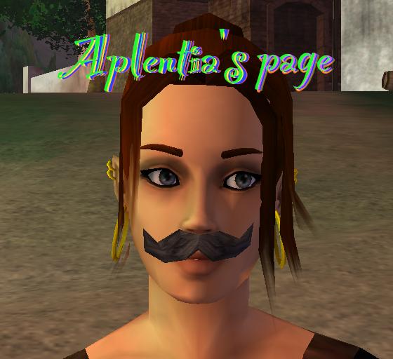 Aplentia's page