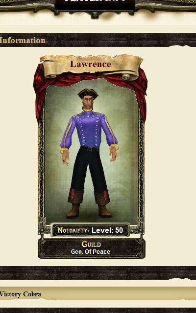 Law Profile Purple