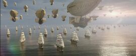 Sky fleet and Armada
