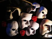 My Collection of Phantom mask by stephantom53