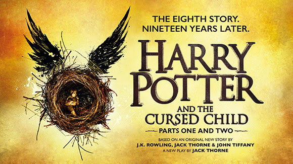 Cursed child parts one and two