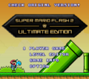 Super Mario Flash 2: Ultimate Edition (hack)