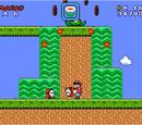 Super Mario Flash 2: Retro Edition (Hack)