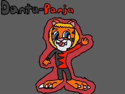 New Danta-Panja
