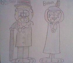 Bernard and Barbara