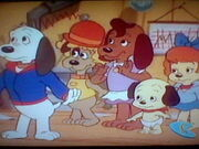 Surprised Pound Puppies