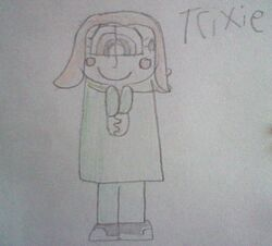 Trixie Updated