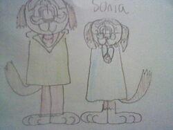 Vladimir and Sonia