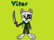 Viper by poundpuppiesrock1991-d9l7c3v