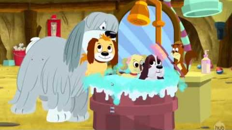 The Hub TV Network - Pound Puppies (2010 TV Series) Intro