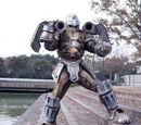 Metal Mussoge (Power Rangers Lost Galaxy)
