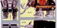Mastodon Dinozord (Mighty Morphin Power Rangers)