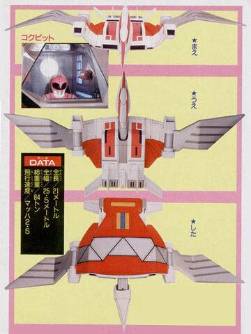 File:Pterodactyl Dinozord (Mighty Morphin Power Rangers).jpg