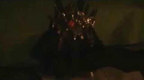 Lord Metarex - PRLG Fan-Film Trailer Monologue footage