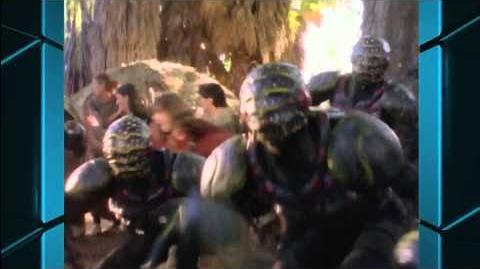 Power Rangers Lost Galaxy - Vortexx Promo 1 (1080p HD)