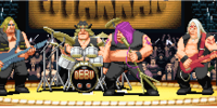 Megaton Kimura & The Debu Metalz