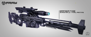 Military Weapons SR Painting001