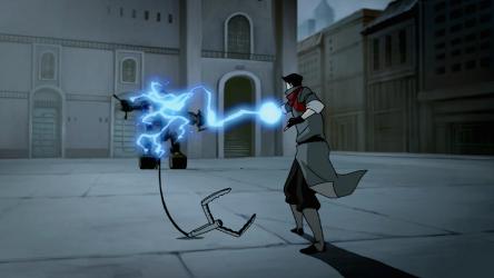 File:Mako shooting lightning at mecha tank.png