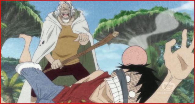File:Rayleigh and Luffy Training Nostalgic.jpg