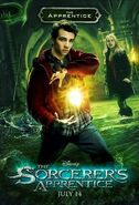Sorcerers apprentice dave poster
