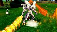 Slayerdramon wielding Fragarach
