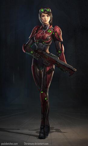 File:Red tech sci fi by shiramune-d3brb30.jpg