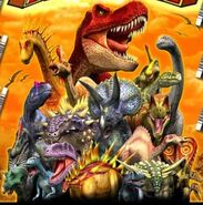 Dinosaurs (Dinosaur King)