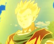 Potential Unleashed Super Saiyan