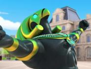 Pharaoh Horus Miraculous Ladybug