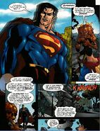 Superman Vibrating 1
