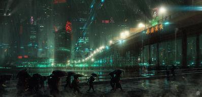 Unfor54k3n - Electric Rain