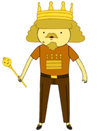 King of Ooo Adventure TIme