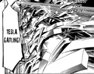 Tesla Gatling