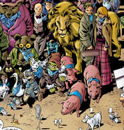 Fables Fabletown 01