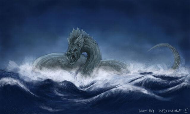 File:Jormungandr the midgard serpent by indiwolf7-d4xgi6l.jpg