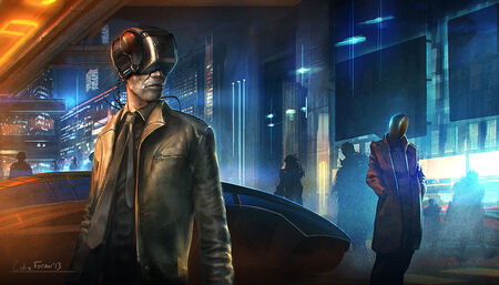Cyberpunk 20somethin by nathantwist-d5xdf5w