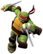 TMNT 2012 Raphael