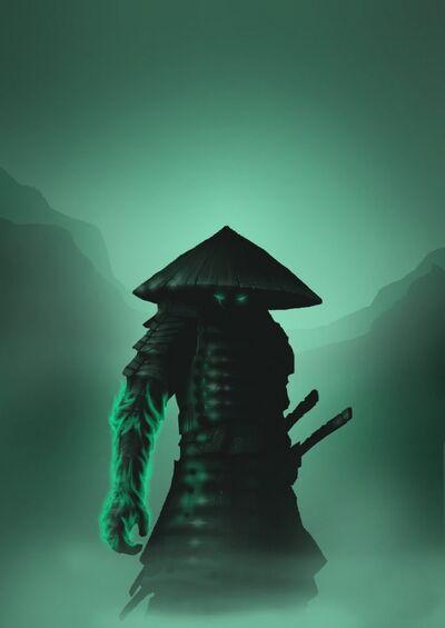 Ghost samurai by helgephoenix-d34ogqd-680x961