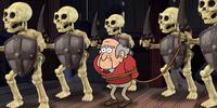 Animated Art Manipulation