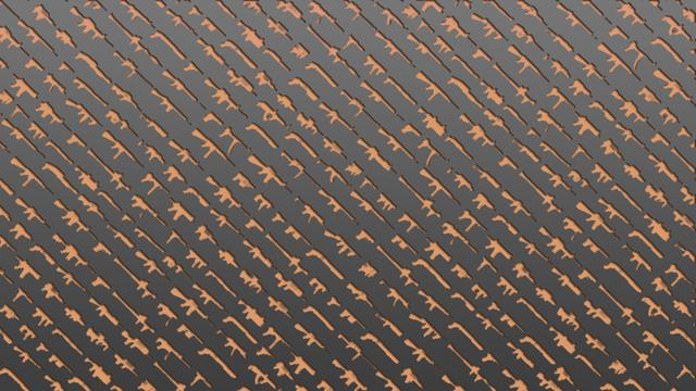 File:Rogue status gunshow wallpaper orange by kr3uzl3r-d4m6b35.png