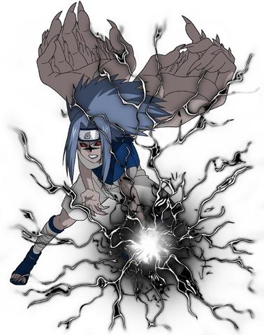 File:Curse Mark Sasuke Flapping Chidori.png