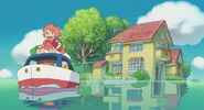 Ponyo wallpaper 2-other