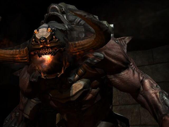 File:Cyberdemon Doom 3.jpg