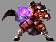 M. Bison Psycho Power