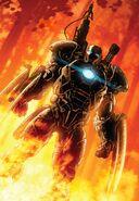 Iron Man Armor 48 Comic