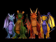 Guardians (The Legend of Spyro) profil