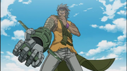 Buso Renkin of the Right Hand Gauntlet Peaky Gulliver