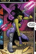 Gamora (Guardians of the Galaxy) (Marvel)