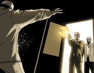 Bennet shoots Sylar